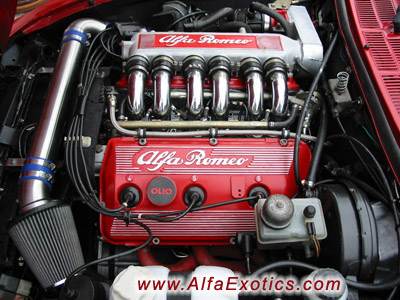 alfa romeo exotics, customs & racers
